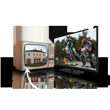 S námi připojíte i vaší starou, analogou televizi